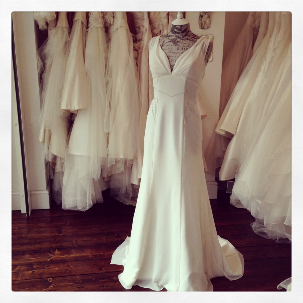 'Seychelles' by Heritage Bridal size 10 WAS £970 NOW £500