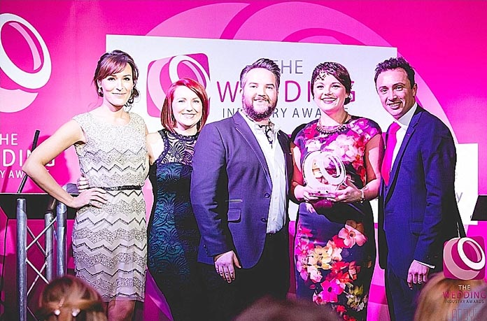 LOVE Bridal Boutique crowned TWIA Best Bridal Retailer 2015!