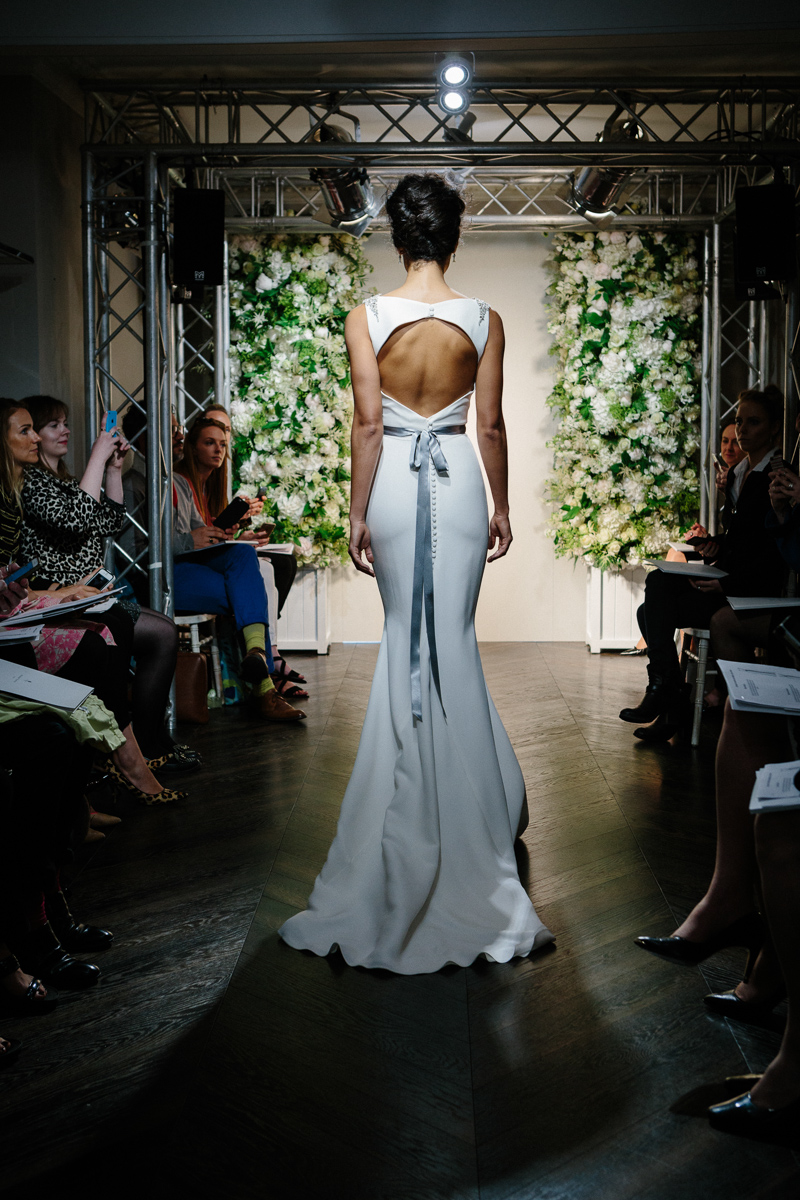 Stewart Parvin Blue Moon gown