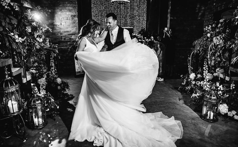 LOVE Bride Claire Wows in Made with Love for her Winter Micro-Wedding