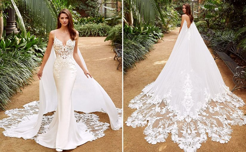 Dress of the Month: Pearl by Enzoani