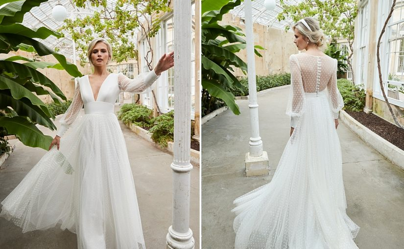 Dress of the Month: Sassi Holford's 'Sara'