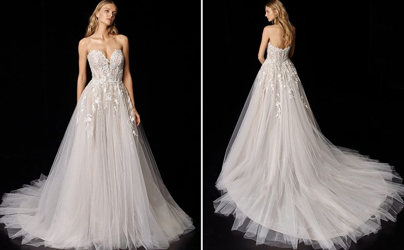 Dress of the Month: Enzoani Pixie