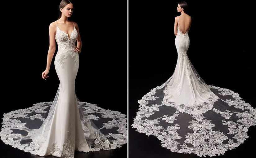 September Dress of the Month: Enzoani Pallas